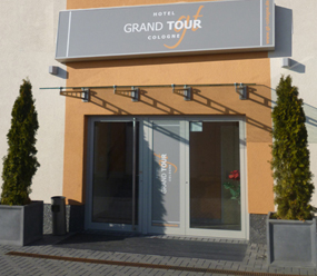 Hotel Grand Tour in Wesseling, Germany