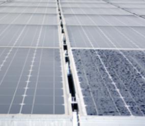 Private 30kWp PV-plant in Berverstedt, Germany