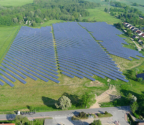 4,8 MWp PV-plant in Bobitz, Germany